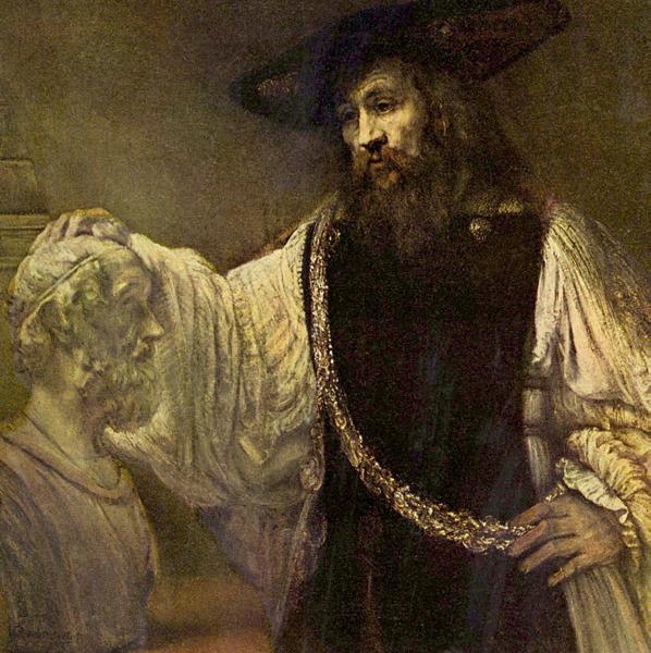 Illustratie, Het motief van de 'gouden keten'
